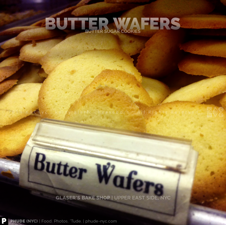 Butter Wafer
