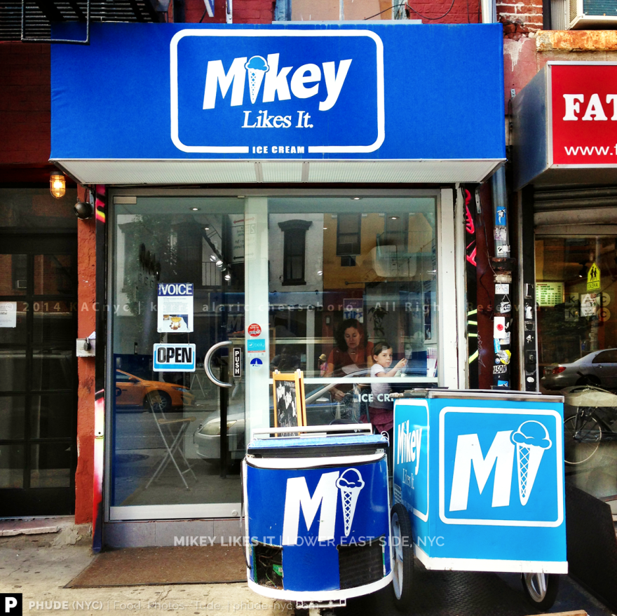 Mikey Likes It Storefront