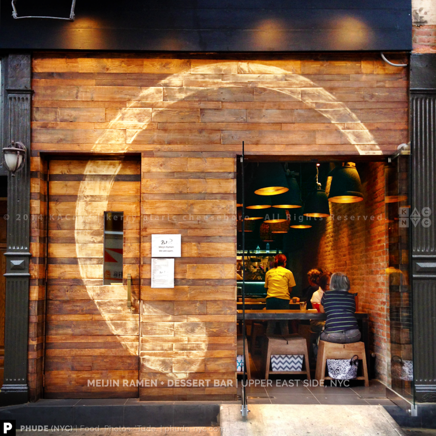 Meijin Ramen and Dessert Bar