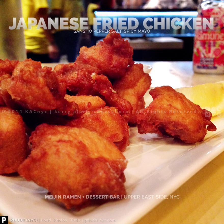 Japanese Fried Chicken