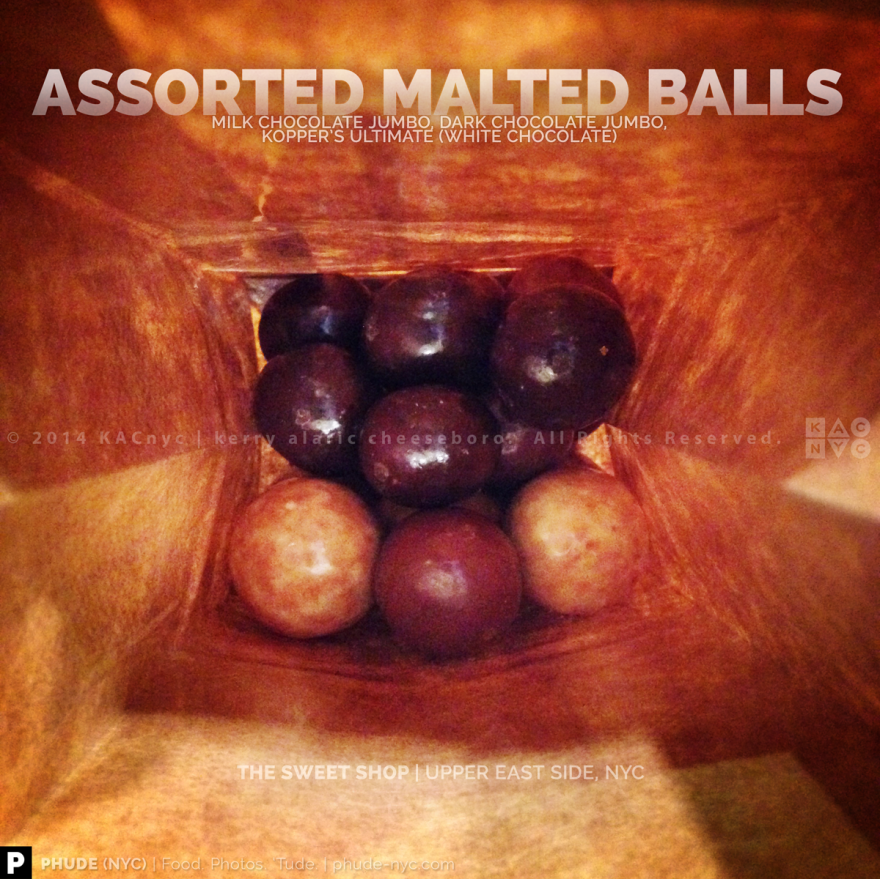 Assorted Malted Balls