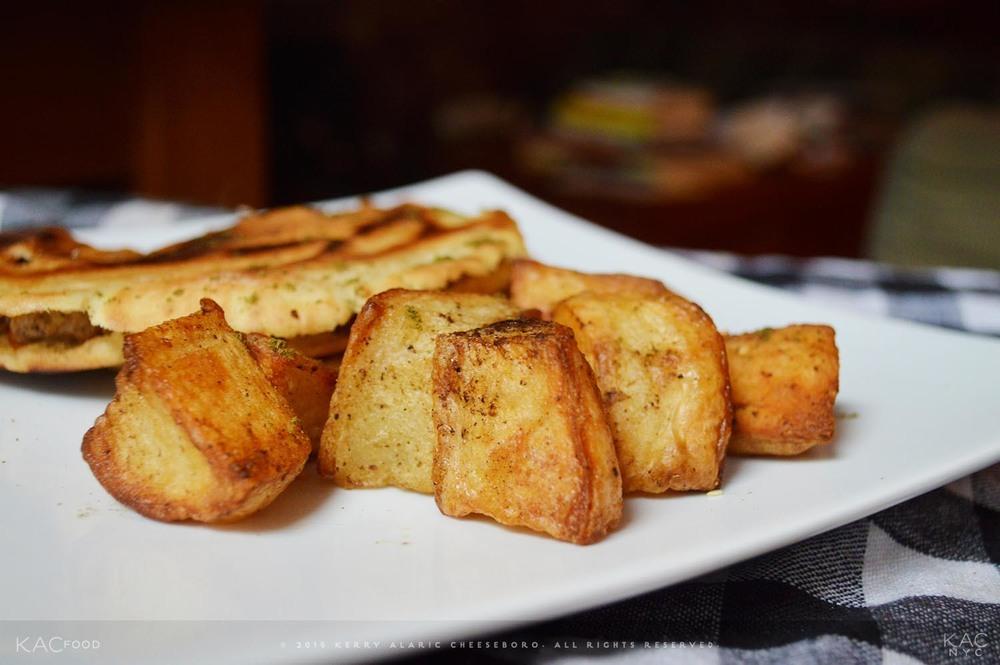 Patatas with Za'atar