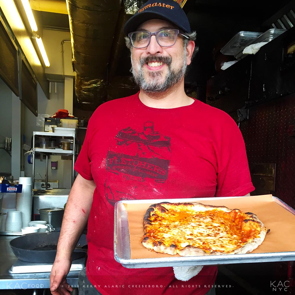 MATT FISHER | Co-owner, Pitmaster | FLETCHER'S BROOKLYN BARBECUE | Gowanus, Brooklyn, NYC