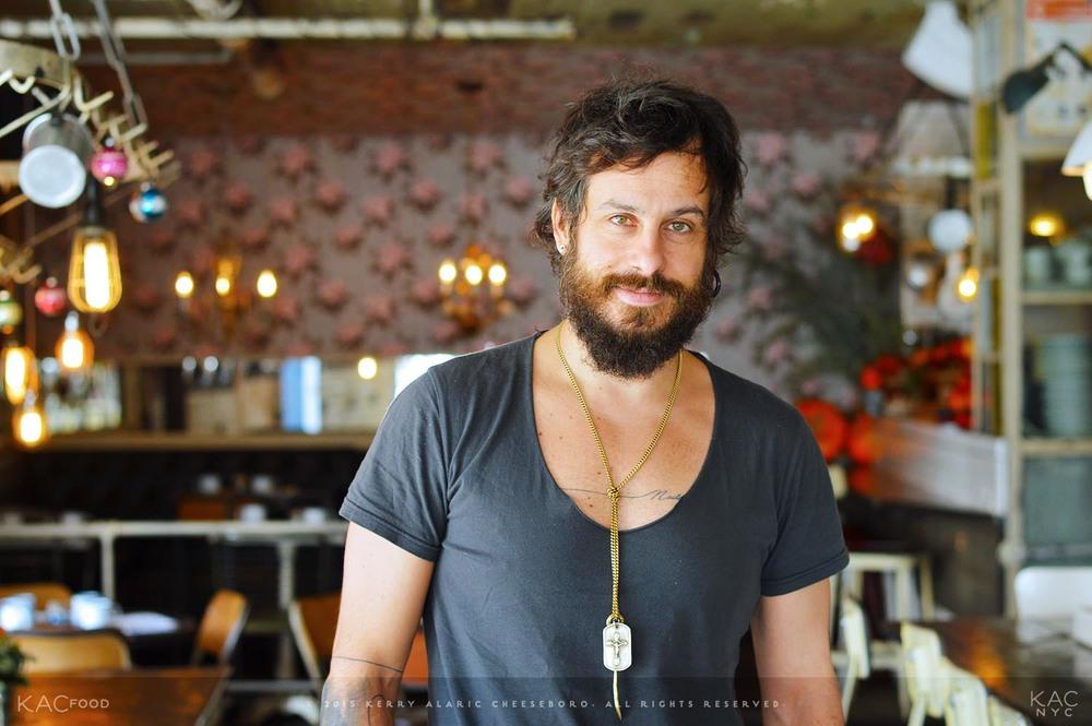 PAOLO VOTANO | Owner | OFICINA 1000 MIGLIA | Little Italy, NYC