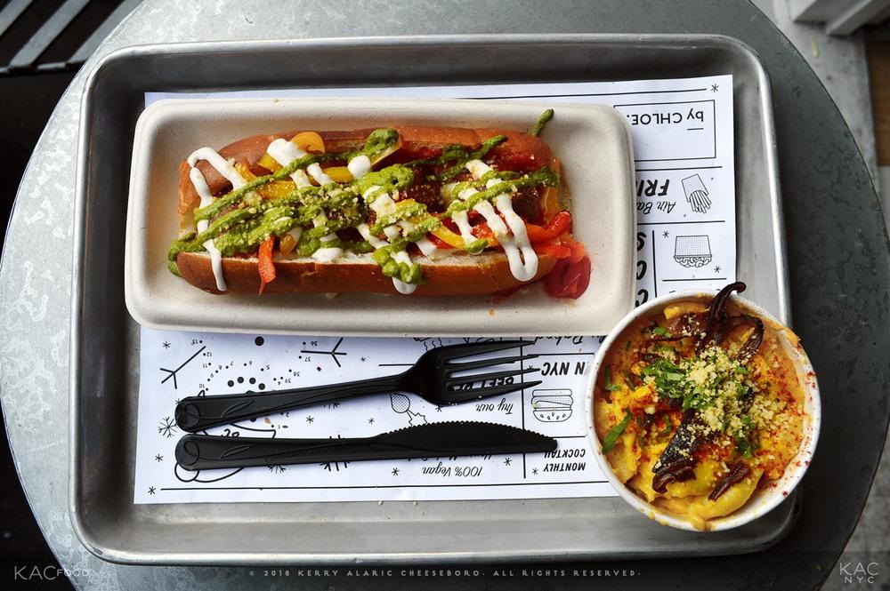 Pesto Meatball Sandwich | Mac 'n' Cheese