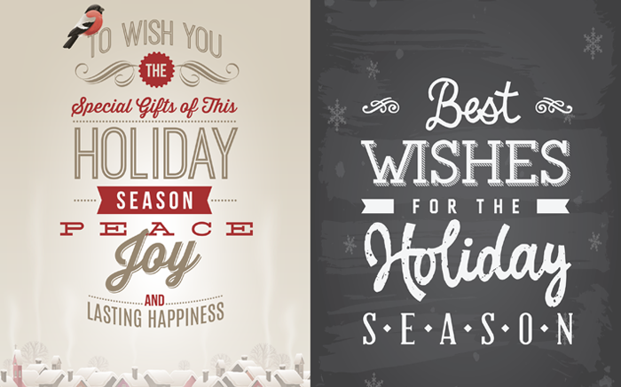 Non Religious Holiday Cards