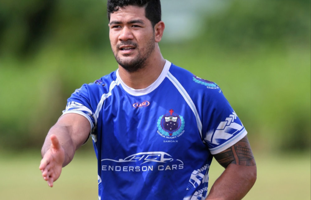 Jeff Lepa, Lock/Loose Forward, Tasman Makos