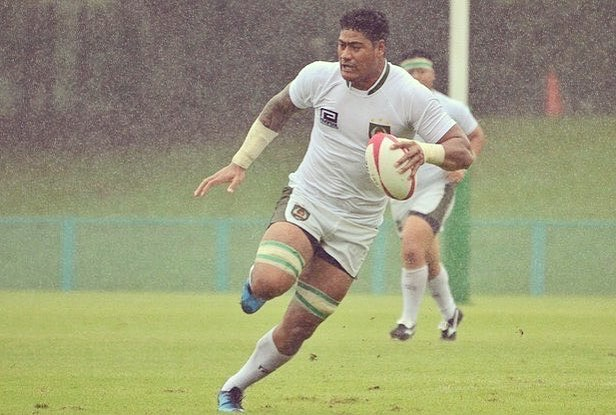 Good luck to Amato Fakatava today as his Daito Bunka University side take on Nikon University in Tokyo today. Hope to see Amato dot down for a few more tries! #AmatoFakatavaGCPSport #GCPWolfPack #GCPSportFamily #TRAINHARDTRAINSMART #ラグビー #ジャパンラグビー #大東文化大学ラグビー部