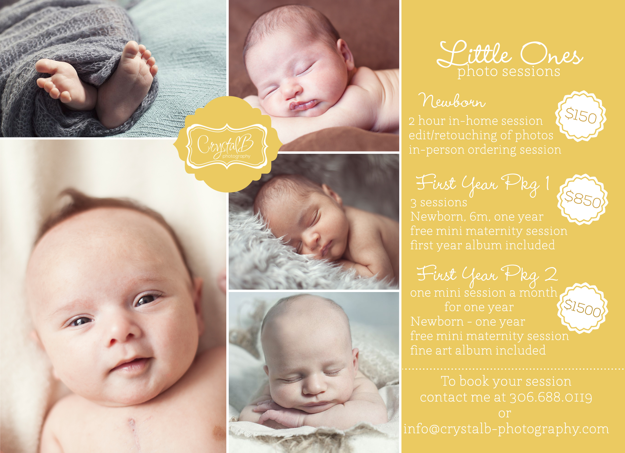 babys first year photo album