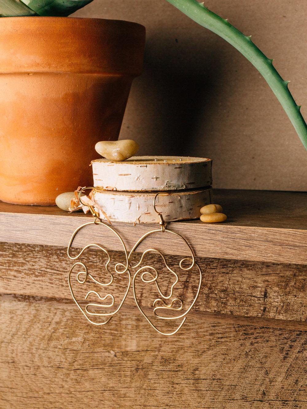 Carnelian Moon Jewelry