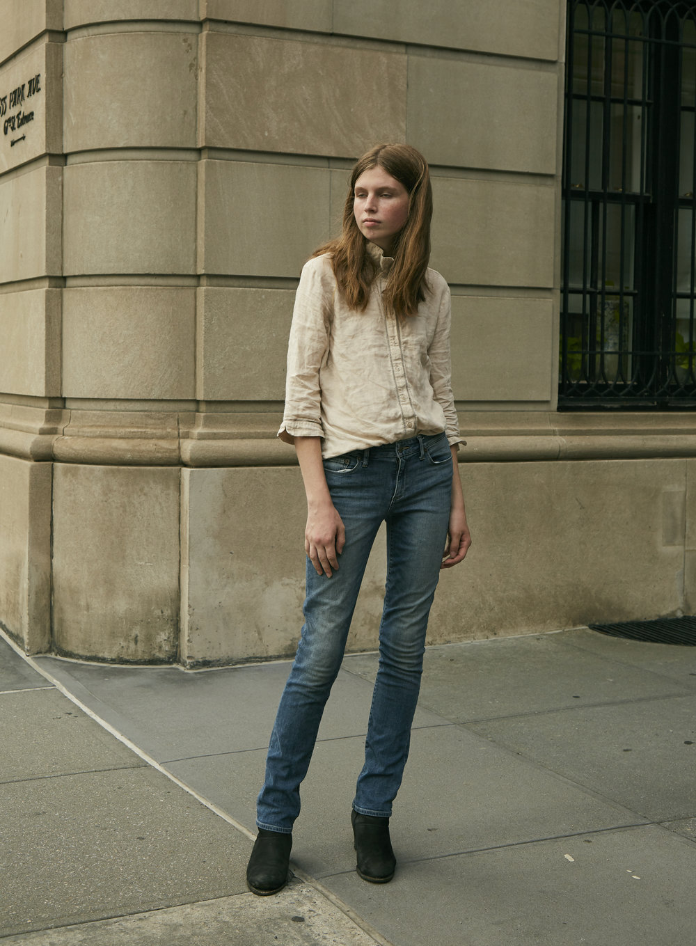 Vanessa, Upper East Side