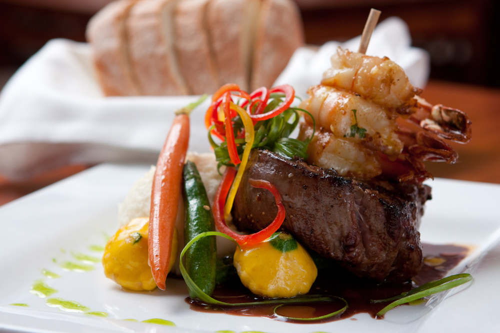 Image result for surf and turf