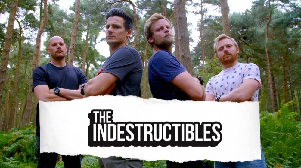 The Indestructibles ( 12 X 30' )