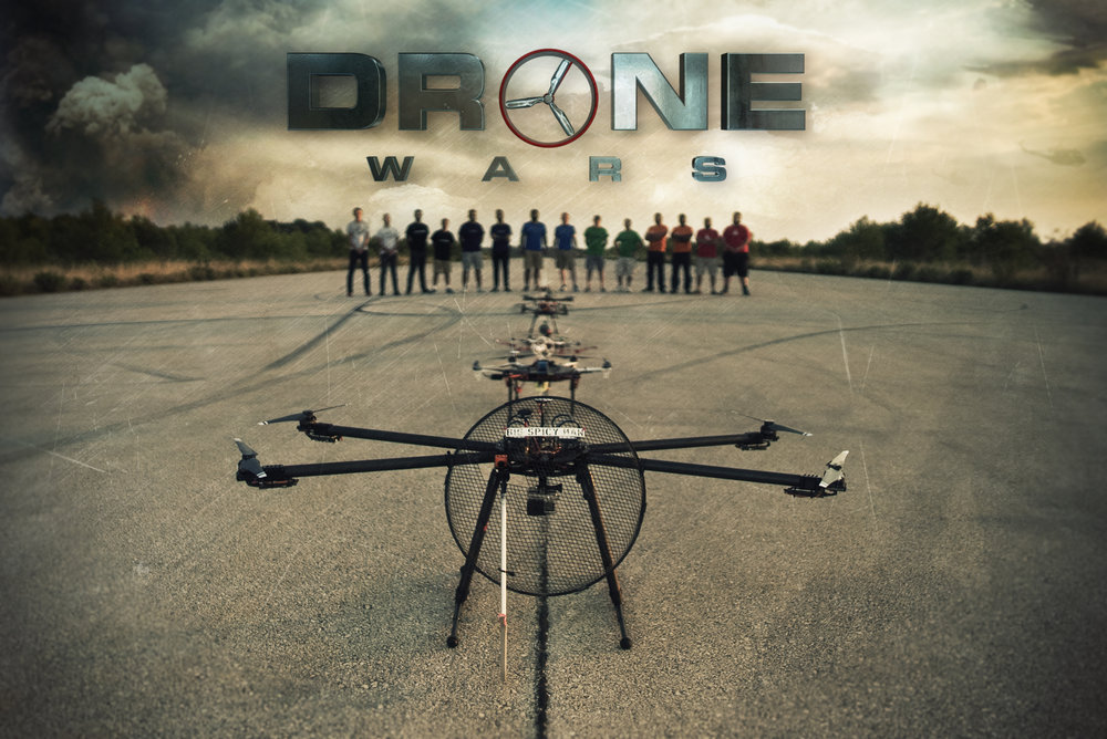 Drone Wars ( 12 X 60' )