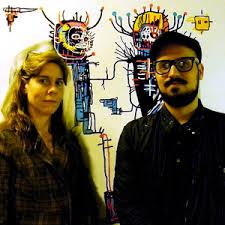 Jeannette Charoy y Melvin Reyes