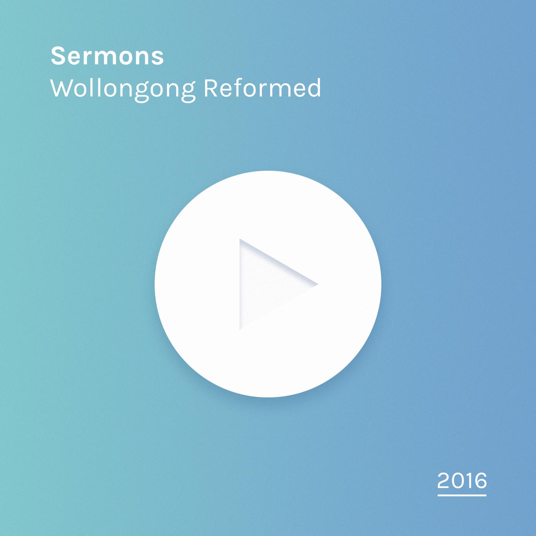 Sermons - CRCW