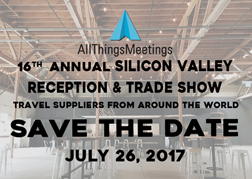 SILICON VALLEY SAVE THE DATE trade show