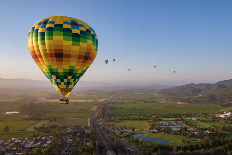 photo courtesy of visitnapavaLley.com