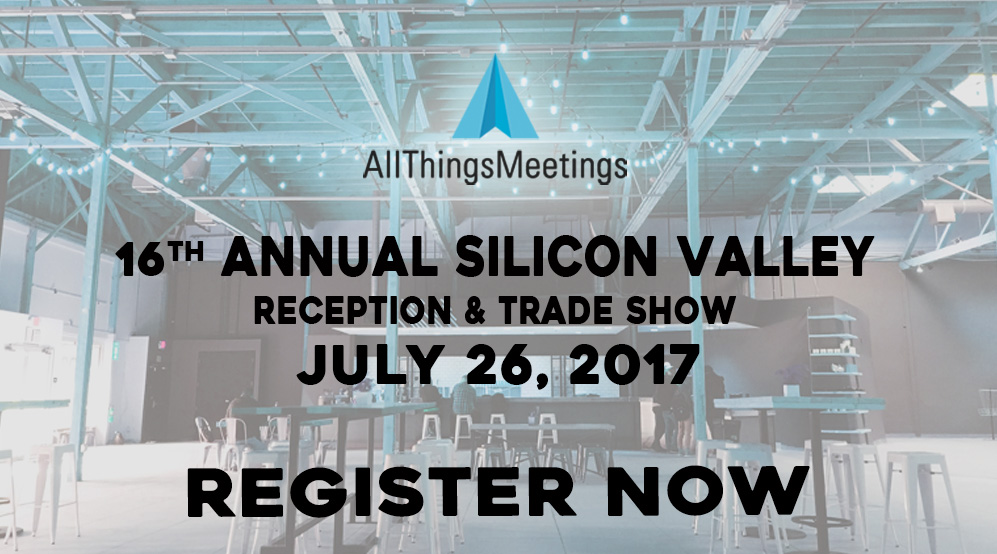 meeting can register for silicon valley reception and trade show - over 120 suppliers