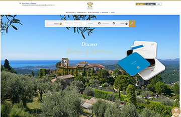 relais chateaus online search tools for all their porpoerties