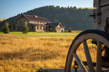 montana ranch luxury for horses