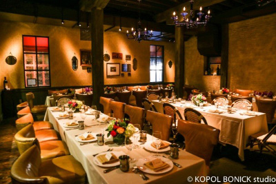 bottega ristorante private dining meetings and events