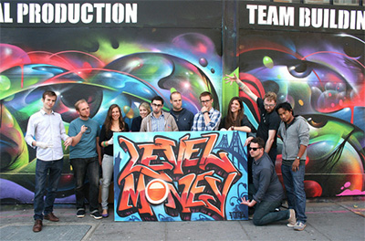 graffiti city tour sf - team building