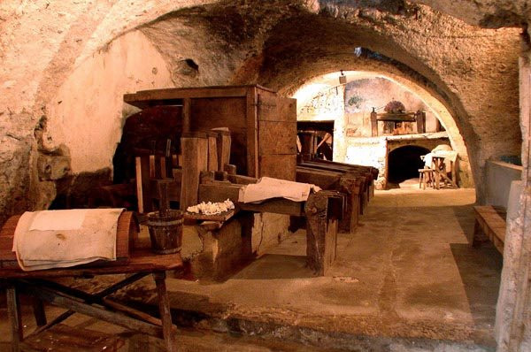 Amalfi, Italy - 13th Century Paper mill