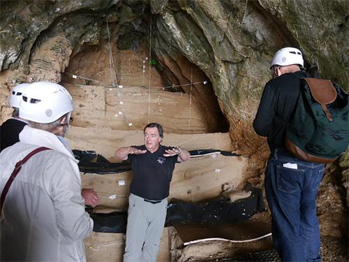 gibraltar - gorham's cave complex