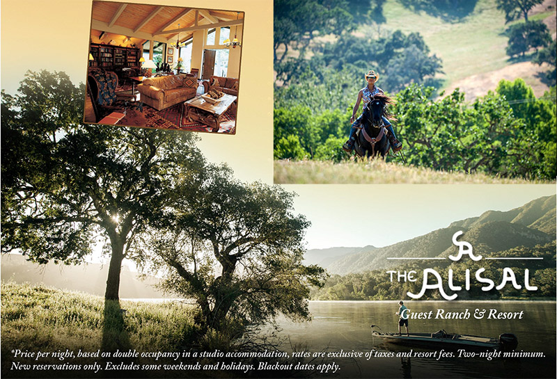 Alisal ranch fall specials for groups