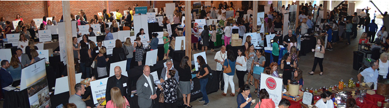 all things meetings trade show reception for planners contra costa county