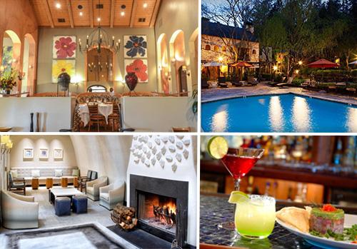 Sonoma County CVB, Vintners Inn, Hyatt Regency Santa Rosa, Fairmont Sonoma Mission Inn (and more)