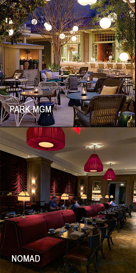 Park MGM and Nomad two new Vegas Strip Resorts