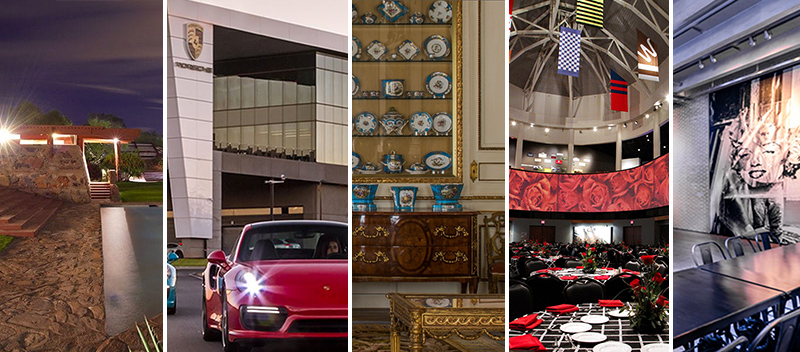 The Best Event Venue in Every American City #1: Atlanta, Louisville, Pittsburgh, Scottsdale, Washington D.C. - The Best Event Venue in Every American City (according to them)My job is to introduce you to the best of the best. Want to start a conversation in which everyone wants to volunteer their opinion? Ask someone for their Top 5 List (about anything). We rate stuff 1 to 5 stars every day. Competition is in our DNA and verybody loves a winner. The idea came to me… why don't I ask the CVBs from every major American city to tell me about ONE really cool (or amazing, or different) event venue in their city…the Top 1 List… their choice…pick one… and I would investigate and if I thought it was something you might want to know about would tell you..