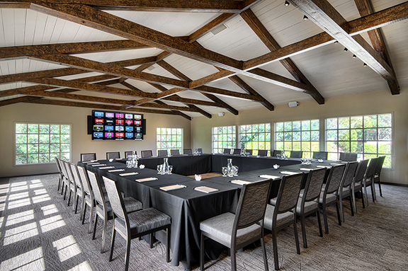 Pasatiempo Inn special deal for offsite retreats