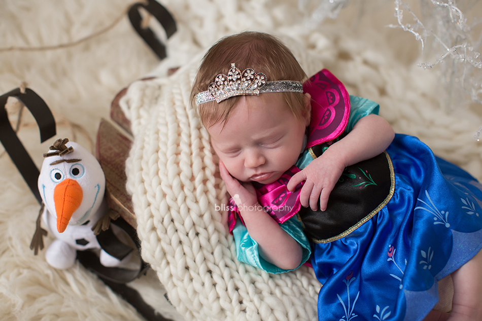 disney princess newborn anna frozen