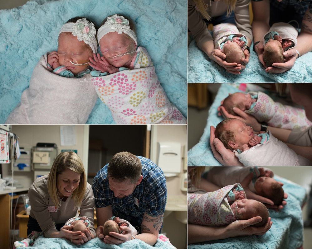 nicu newborn twins rochester mn