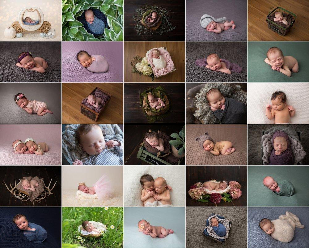rochester mn newborn photographer