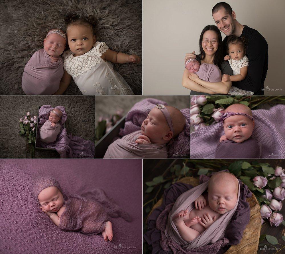newborn photographer rochester mn