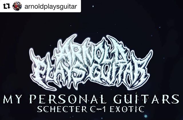 Check out Arnold's latest video to hear my Nemesis humbuckers in action! Oh and go subscribe to his YouTube channel too! ... #Repost @arnoldplaysguitar with @get_repost ・・・ The first in a new YouTube series i will be doing will be live in a little over an hour. Something cool, something quick, and something that hopefully satisfies the curiosity of some of you all out there. #YouTube #ContentCreator #Guitarist #Guitar #Guitars #YouTubeGuitarist #UnbiasedGearReviews #ArnoldPlaysGuitar