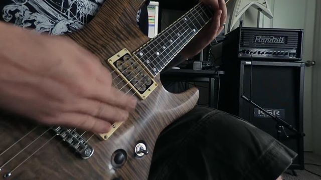 New pickup review video up on @arnoldplaysguitar 's YouTube channel. Go check it out and give him a follow and subscribe too!