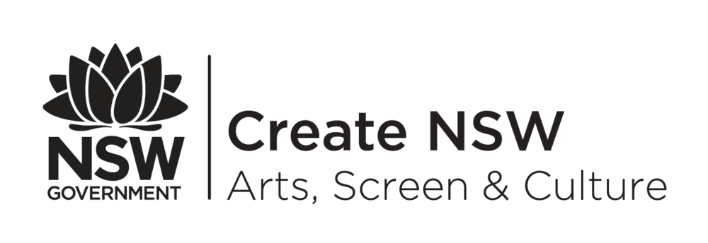 Studio A is supported by the NSW government through the NSW Department of Family and Community Services, Lifetime Care and Support Authority, and Arts NSW
