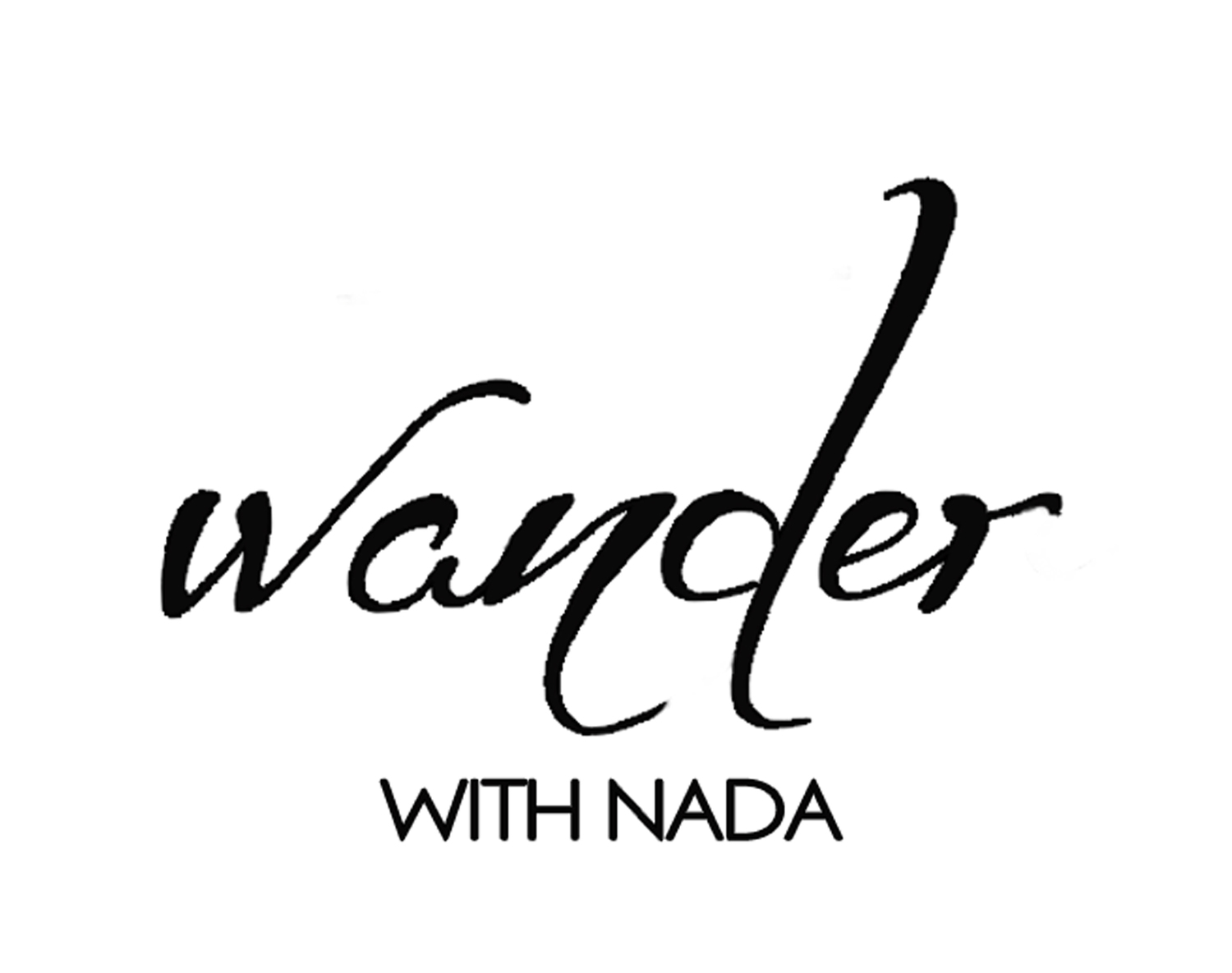 Wander with Nada Meet your guide