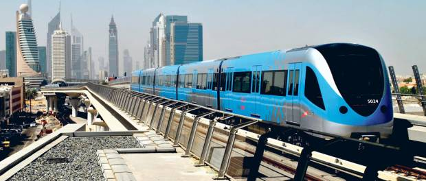 dubai metro. Source: gULF NEWS