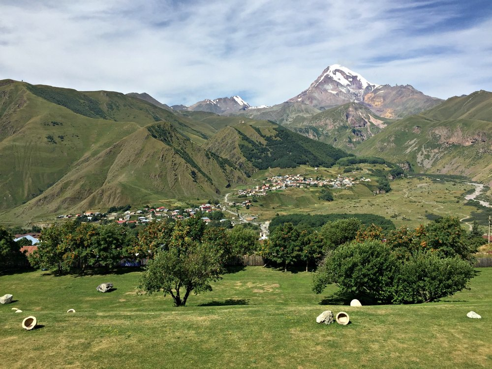 Travel Guide to Kazbegi