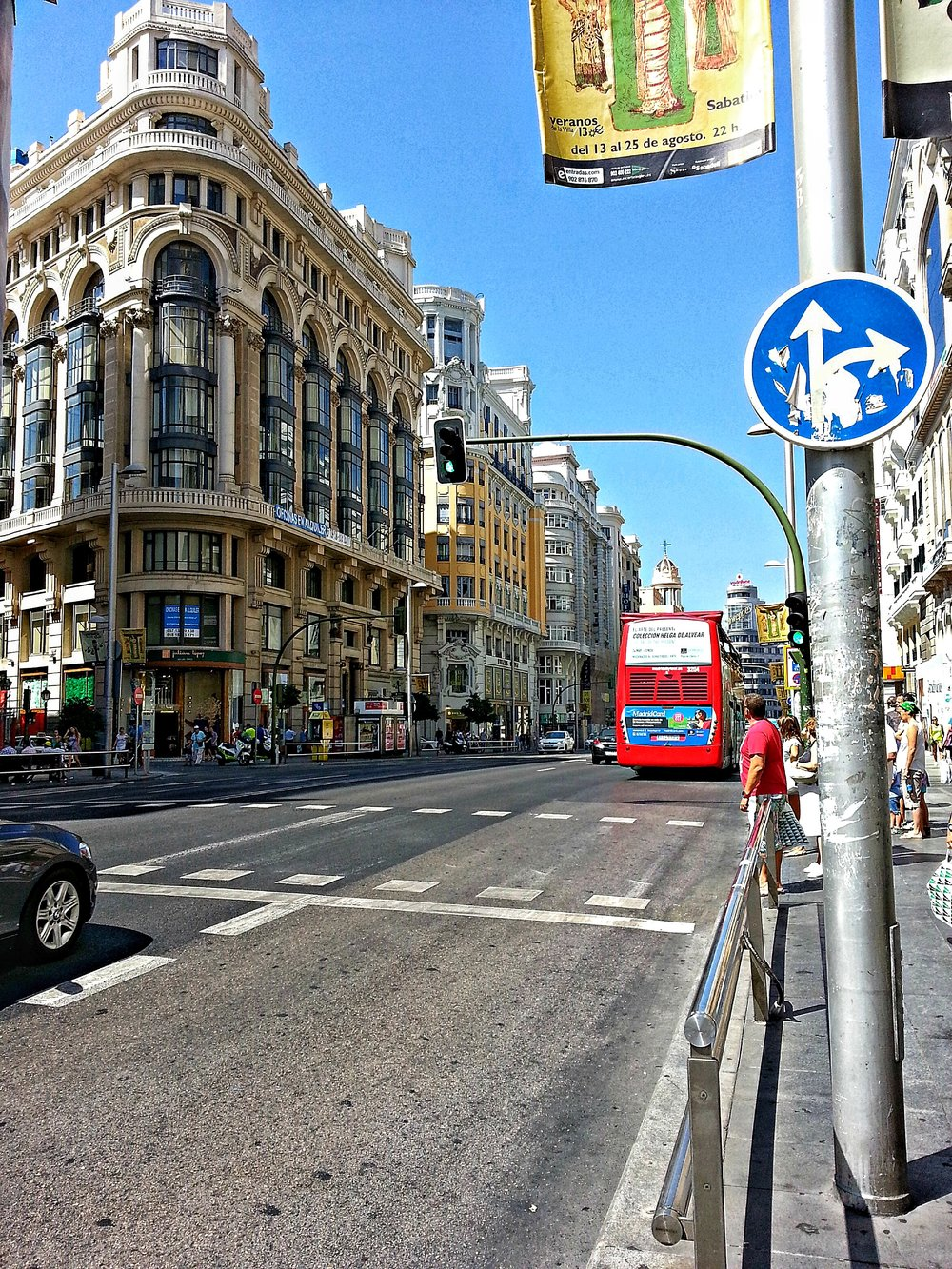 Travel Guide to Madrid