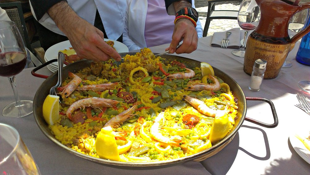 Travel Guide to Madrid: Where to eat