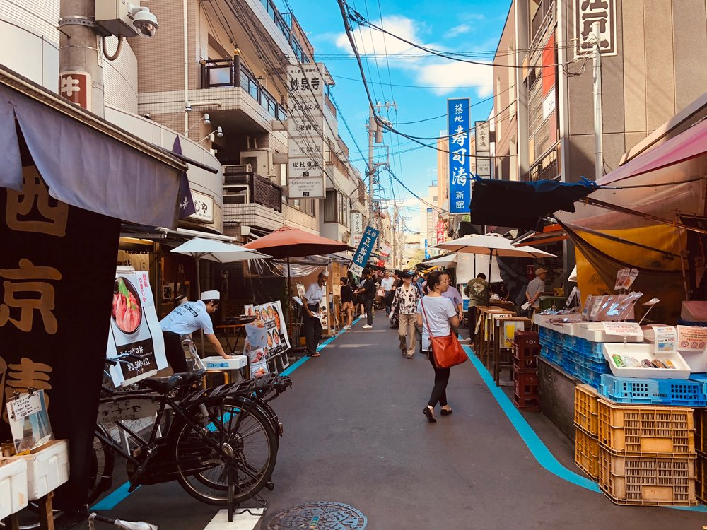 travel guide to tokyo japan