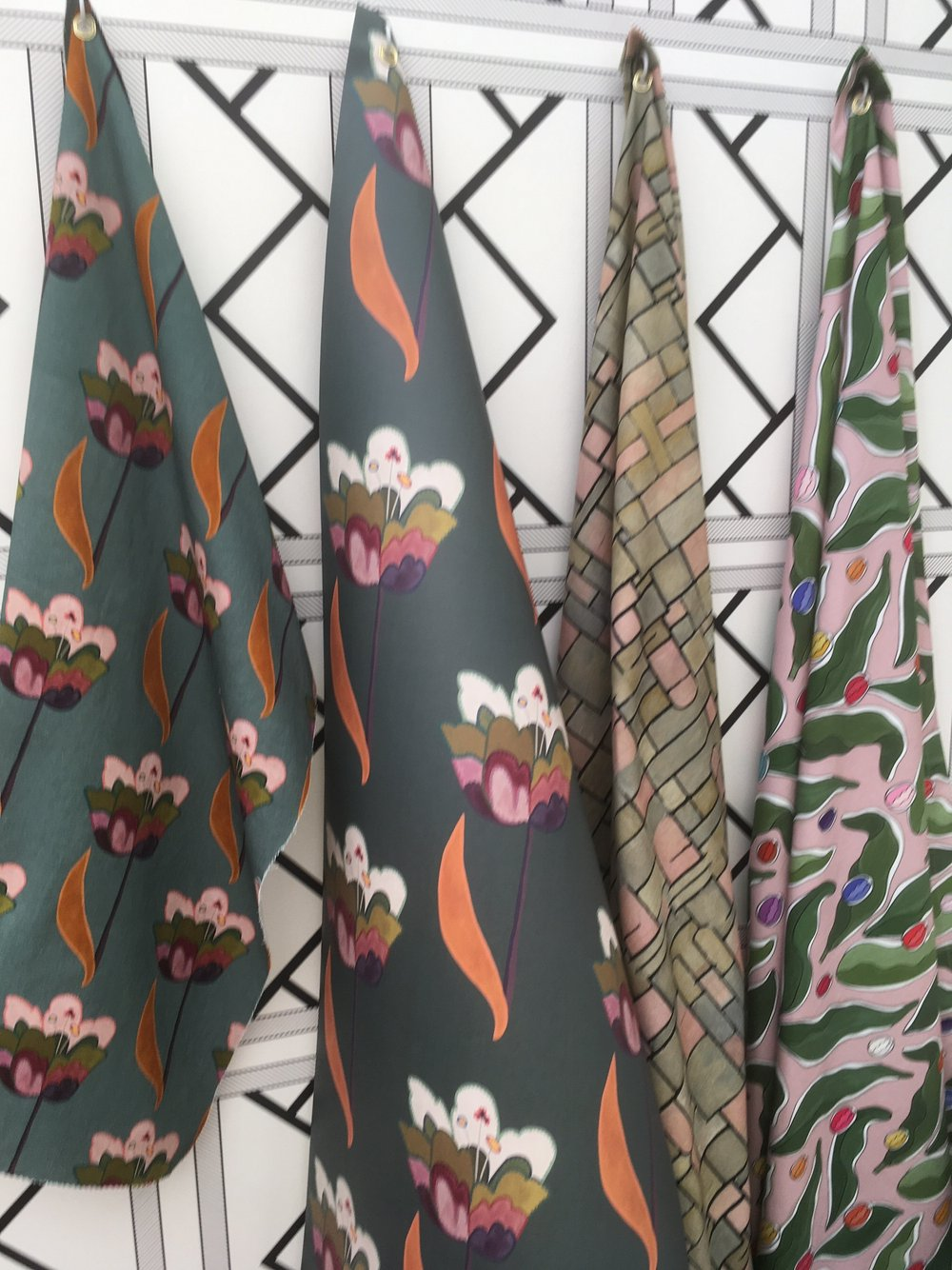 @ottoline wallpapers and fabrics