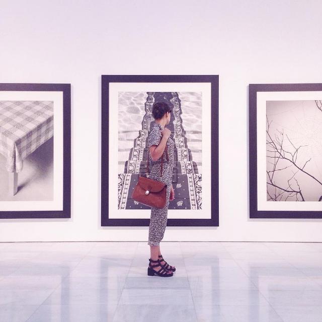 Expo by #chemamadoz #photoespaña (at Sala Alcalá 31)